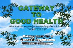 Fundraiser: Weed Billboards