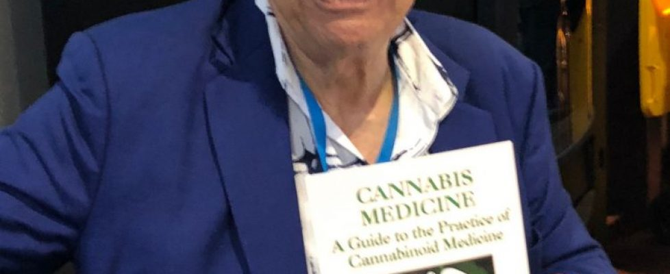 Meet Dr David Bearman, Cannabis Physician & Author from the USA