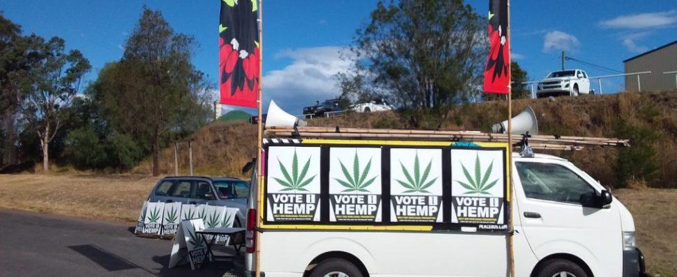 HEMP Party in Eden Monaro