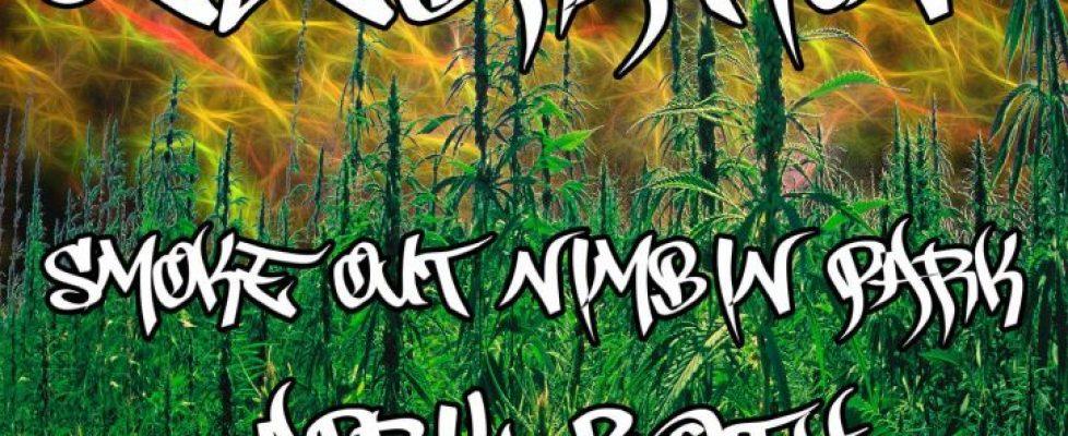 Nimbin's 420 Smoke-In!