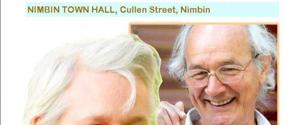 ASSANGE SOLIDARITY MEETINGS IN MULLUM AND NIMBIN: