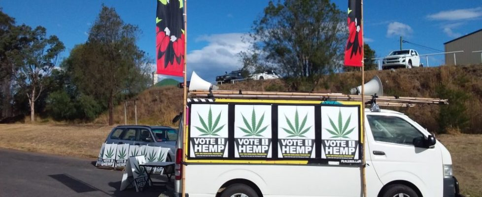 HEMP Party in Eden Monaro